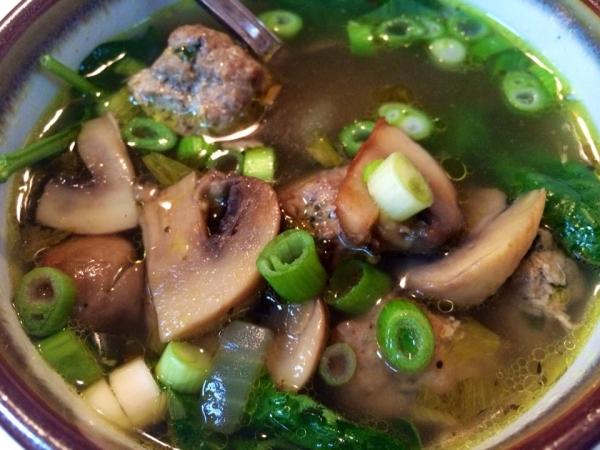 Pinch Ball Soup