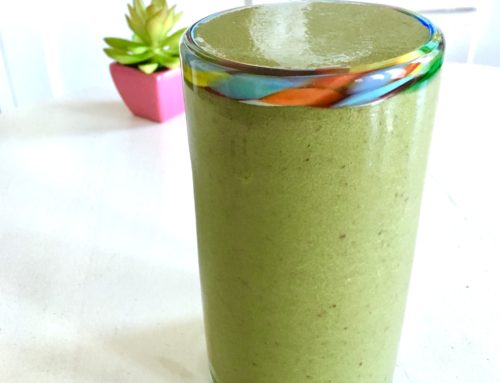 Matcha Collagen Smoothie